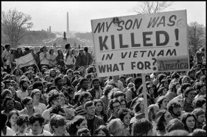 Protesting The Vietnam War 50 Years Ago